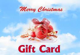 merry christmas digital gift card mystic access