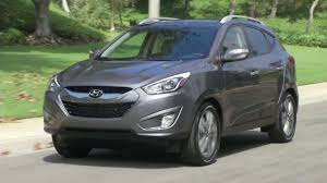 hyundai crossover 2014 2014 hyundai tucson review automototv youtube