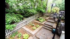 walkout basement landscaping pictures designs bungalow deck house