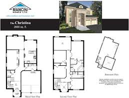 hillside hamlet mancini homes building quality homes to fit