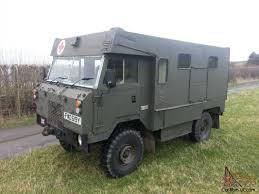 original land rover rover 101 ambulance rhd original condition