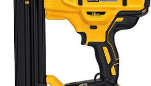 new porter cable cordless nailers