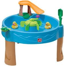 Little Tikes Lego Table Amazon Com Little Tikes Spiralin U0027 Seas Waterpark Play Table Toys