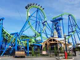 The Goliath Six Flags Six Flags New England Photo Gallery Theme Park Crazy