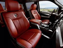 Ford F150 Truck Interior - 2013 ford f 150 limited in portland this year most luxurious