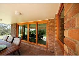 Patio Doors Wooden Timber Sliding Doors Patio Doors Stegbar