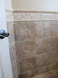 bathroom chair rail tile catarsisdequiron