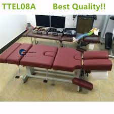 best portable chiropractic table manual chiropractic tables portable and stationary ttel08a rehab