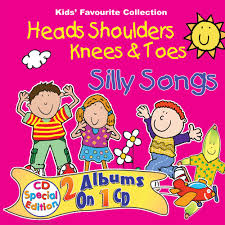 heads shoulders knees and toes silly songs amazon co uk crs