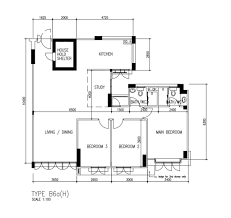 Home Design For 5 Room Flat Part 1 Mystery Of The Not Shrinking Hdb Flat Our Em