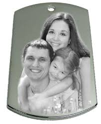 photo engraved dog tags standard size dog tag 29x50mm nickel plated 22 50 photo