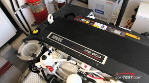 volvo d6 435hp 2011 by boattest com youtube