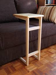 Sofa Arm Table by Sofa Table Design Over The Sofa Table Stunning Contemporary