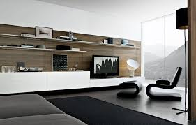 livingroom units living room beautiful white brown wood glasss luxury design wall
