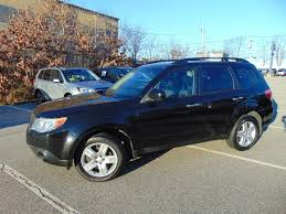 blue subaru forester 2009 used sports utility vehicles suv dealer