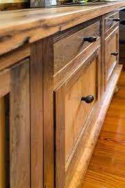 longleaf lumber reclaimed skip planed oak used for cabinetry by