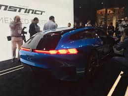 peugeot concept cars peugeot u0027s instinct concept car has active driving and autonomous