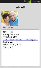 instant church directory android apps on google play
