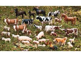Toy Barn With Farm Animals Farm Animals Pretend U0026 Play