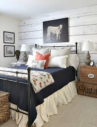 Bed Decoration Ideas 60 Cozy Farmhouse Bedroom Design U0026 Decor Ideas Livinking Com