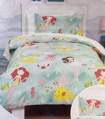 Junior Bed Sets Uk Mermaids Junior Duvet Cover And Pillowcase From Just Kidding