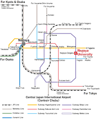 Osaka Subway Map by Transportation And Access U2013 The Joint 12th Isie Socio Economic