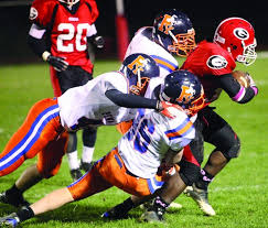 penn yan mustangs hs football jackson leads geneva to win penn yan sports