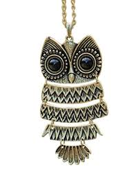 necklace with owl pendant images Best 25 owl necklace ideas owl jewelry owl jpg