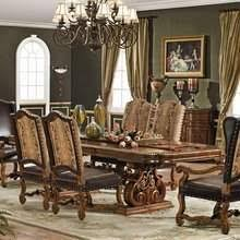 formal dining room sets for 10 the cleopatra formal dining room collection 11395