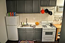 Galley Kitchen Ideas Makeovers Serendipity Refined Blog Small Space Kitchen Contemporary