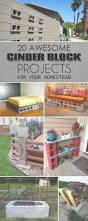Cinder Block Decorating Ideas by Best 25 Cinder Block Furniture Ideas On Pinterest Cinder Block