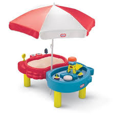 sand and water table with lid little tikes sand and sea play table thekidzone
