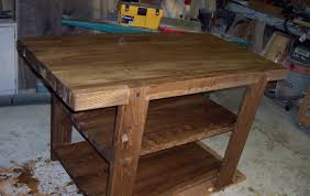 Unfinished Wood Kitchen Island by Cheap Kitchen Island Table Cheap Stainless Steel Kitchen Work