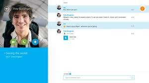 skype pour bureau windows 8 skype pour windows prend désormais en charge le transfert de