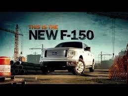 ford f150 commercial ford f 150 no nonsense ad caign