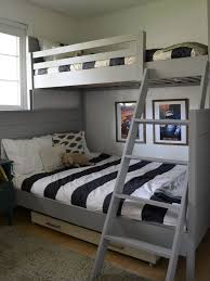 Free Plans For Twin Over Full Bunk Bed by Best 25 Twin Full Bunk Bed Ideas On Pinterest Full Bunk Beds