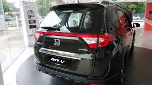 crossover honda honda brv 1 5l ivtec 7 seater crossover model 1 5l e rm85