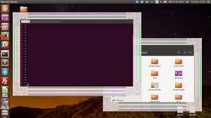 bureau distance ubuntu 16 04 multicolor barcodes around windows and context menus ask