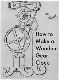 Free Wood Clock Plans Download by Free Wooden Gear Clock Plans Download Woodworking Projects