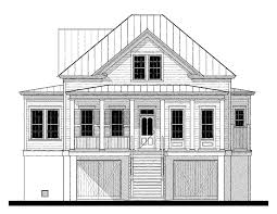 Allison Ramsey House Plans Meersea House Plan 11134 Design From Allison Ramsey Architects