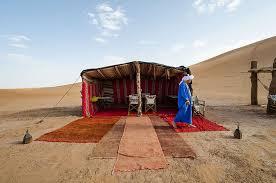 desert tent luxury cing in the desert of morocco erg