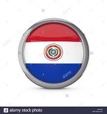Paraguayan Flag Shape Country Paraguay Stock Photos U0026 Shape Country Paraguay Stock