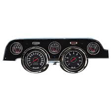 1967 Ford Mustang Black New Vintage Usa 67705 01 Mustang Gauges Speedometer 1967 1968