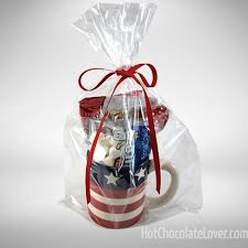 hot chocolate gift hot chocolate lover build your own small hot chocolate gift basket