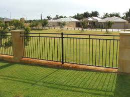 White Backyard Fence - remarkable front yard privacy fence ideas photo decoration ideas