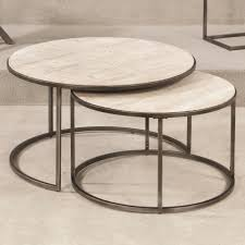Nesting Coffee Tables Coffee Table Fabulous Glass Nesting Tables Set Of 3 Metal