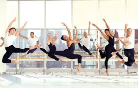alvin ailey master class at the tallahassee ballet