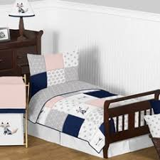 Pink And Grey Comforter Set Discount Toddler Bedding Sets For Boys And Girls