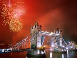 year destinations uk bridge and fireworks