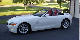 bmw sport car 2 seater 2003 bmw z4 used car pricing financing and trade in value